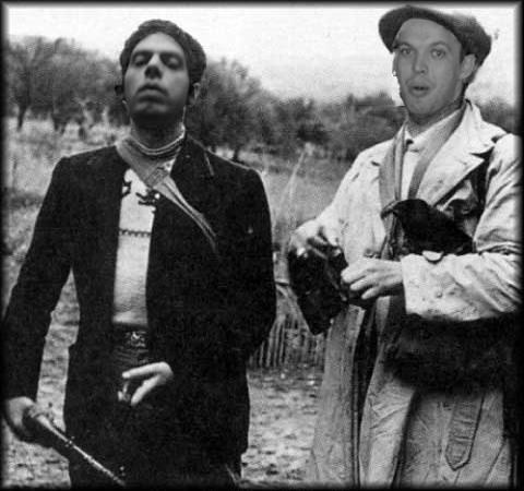 Salvatore Giuliano e Gaspare Pisciotta (o no?)